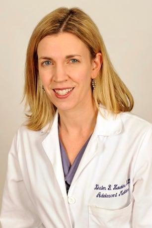 Kirsten B. Hawkins, M.D., M.P.H., F.A.A.P.
